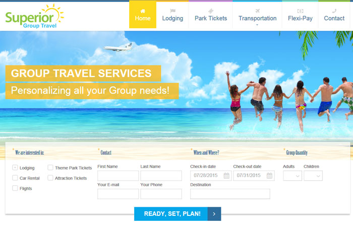 Superior Group Travel